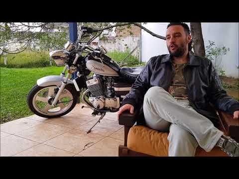 Vento Rebellian 250cc Brasil