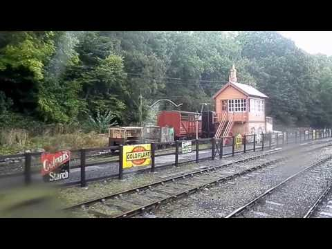 A day at the Severn Valley Railway 1st October 2016