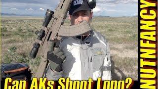 Long Range Shooting Tips For AK47 Variants