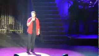Donny Osmond Performing Puppy Love