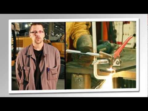 Liebherr - Apprends le métier de soudeur chez Liebherr-France