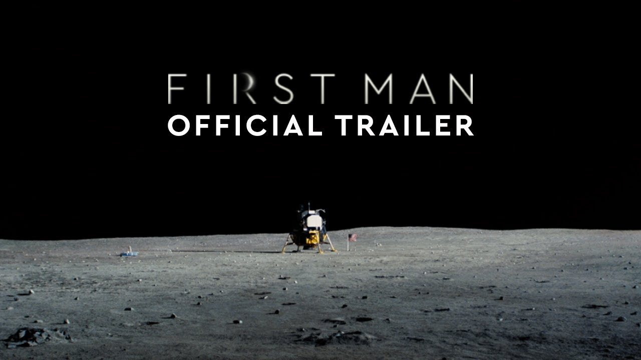 Video trailer för First Man - Official Trailer #3 [HD]