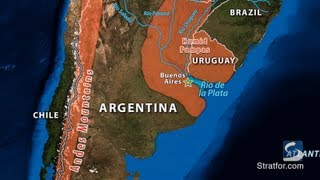 Argentina - Geography
