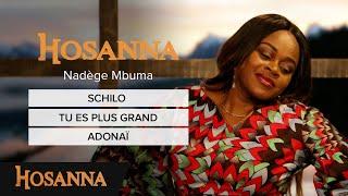 Nadège Mbuma   Schilo  Tu Es Plus Grand  Worship Adonaï