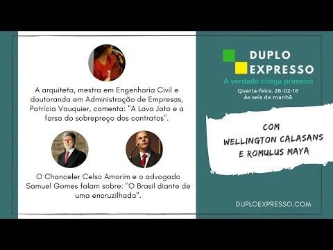 Assista A Duplo Expresso 28fev2018 No Youtube
