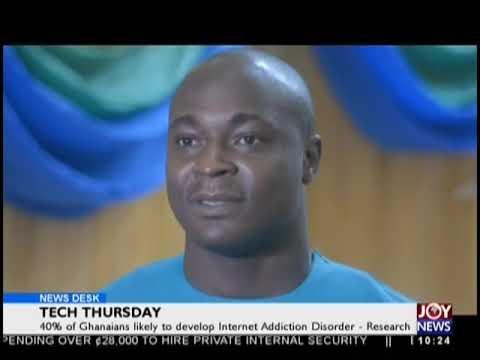 Tech Thursday - News Desk on JoyNews (16-8-18)