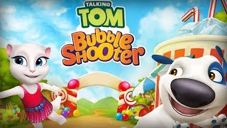 Talking Tom Bubble Shooter - Outfit7 Limited Level 20-23 Walkthrough