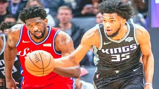 Sacramento Kings Vs Philadelphia 76ers Full Game Highlights|2/2/2019