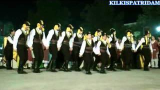 preview picture of video 'EMPOROPANHGYRI KILKIS 2011 Xoros sera Xoreftiko Palatianou Kilkis'