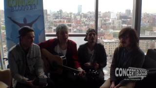 """Jamie"" by Basic Vacation (Live in the Artist Lounge at CMJ)"