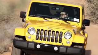 2016 Jeep Wrangler Unlimited Review   SmartFem