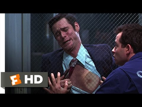 The Cable Guy (5\/8) Movie CLIP - Prison Visit (1996) HD