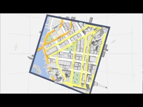 Google Makes 3D Maze Map Game For Google+