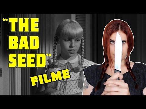 A Tara Maldita (The Bad Seed) + crianças psicopatas