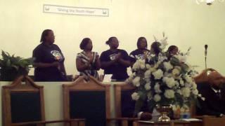 "Grant Chapel A.M.E.Church Youth Choir ""Lord Dont Move My Mountain"""