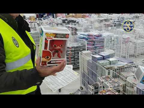 Intervenidos 185 kilos de explosivos en 105.000 artículos pirotécnicos