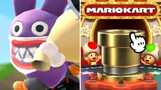 Mario Kart Tour - How Many Pulls For Nabbit? (Wild West Pipe 2)