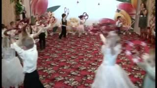 Танец с колечками мл гр