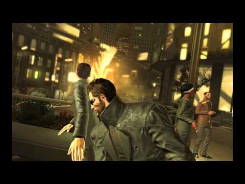 Deus Ex Hackers Hit With Lawsuit (and Here's How They Got The Game)