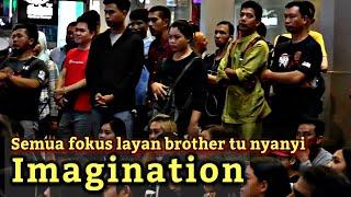 Imagination_Shawn Mendes||Sedap Jugak Brother Tu Cover Lagu Imagination.