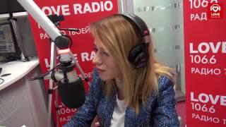 IOWA в гостях у Красавцев Love Radio!