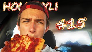 preview picture of video 'Pizza challenge (z mlekiem)| ON ROAD TO GENOVA | more than you know'