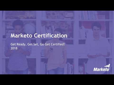 Prepare for the Marketo Certification and Specializations Exams ...