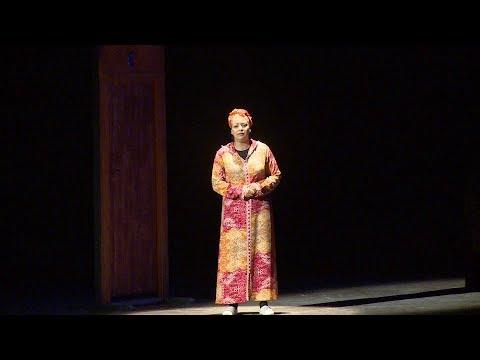 العرب اليوم - شاهد: العرض الأول لمسرحية
