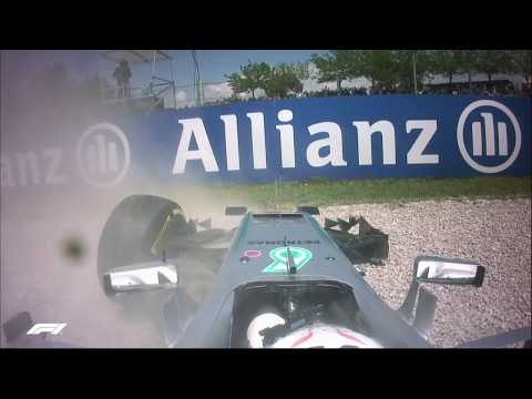 5 Crazy Onboards | Spanish Grand Prix