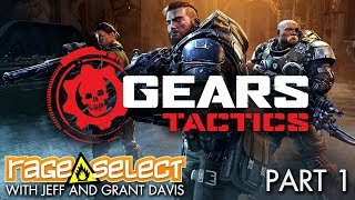 Gears Tactics - The Dojo (Let's Play) - Part 1