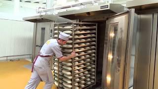 Новая ротационная печь «PANEMOR»