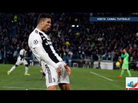 La UEFA sanciona a Cristiano Ronaldo