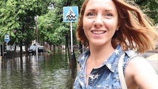 Краснодар снова затопило  Мои планы  Улицы Краснодара
