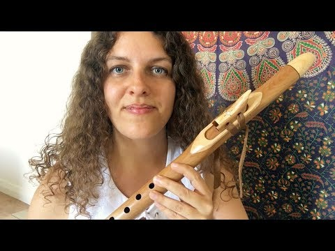 How to Play Native American Flute   Beginner Lesson