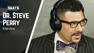 Dr. Steve Perry On Protecting Our Youth From Predators and Pedophiles | Sway's Universe