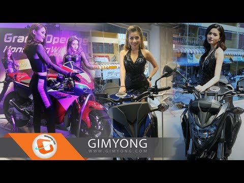 MC-PRETTY จัดเต็มในงาน Grand Opening Honda Big Wing HATYAI
