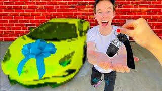 SURPRISING HIM WITH HIS DREAM CAR!!