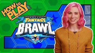 How to Play Super Fantasy Brawl