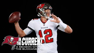 Brady & Gronk Join the Bucs, Wear Uniforms for First Time | In the Current