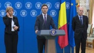 Negrescu: Documentul naţional al Preşedinţiei României la Consiliul UE va fi aprobat, cel târziu, în septembrie