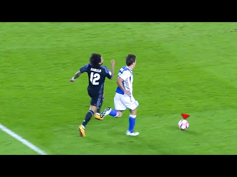 Marcelo can't DEFEND? ok watch this!