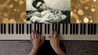 """Вечная любовь"" на пианино. Charles Aznavour. Une vie d"