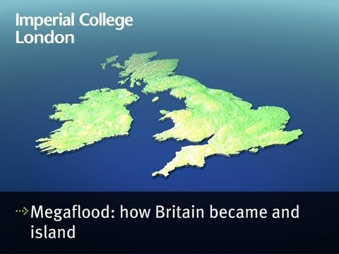 Doggerland & the UK