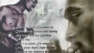 U can be touched 2pac