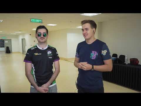 Интервью с RodjER перед гранд-финалом The Kuala Lumpur Major