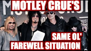 Motley Crue's Word is Dirt With 2020 Reunion Tour
