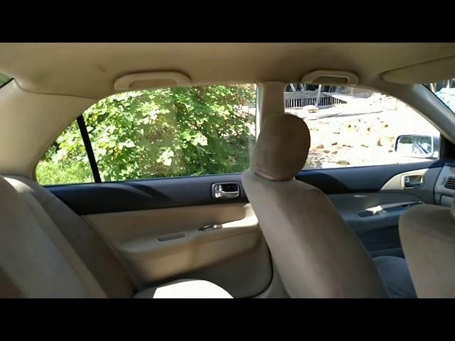 Mitsubishi Lancer 2006 Video