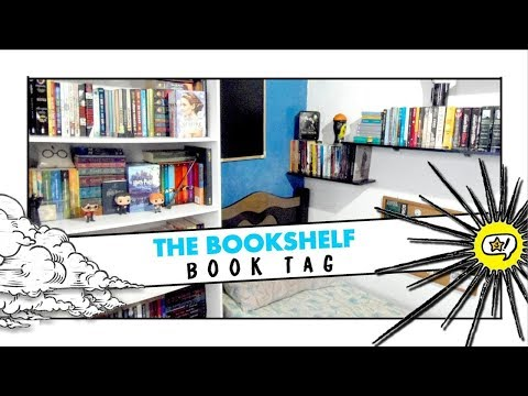 The BOOKSHELF Book Tag | BOOKCRUSHES