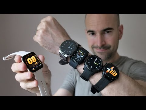 Best Smartwatches 2020   Tested & Reviewed   Apple, Samsung, Huawei & more