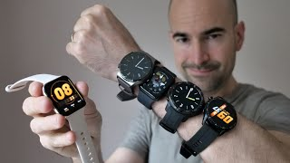 Best Smartwatches 2020 - Tested & Reviewed - Apple, Samsung, Huawei & more